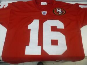 Joe Montana Mitchell And Ness Throwback - We Buy And Sell Sports Collectibles - 113947 - MH318404