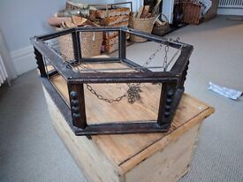 FREE wooden antique lighting fitting