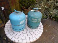 Camping Gaz bottles