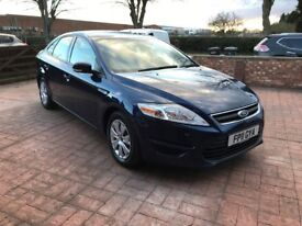 Ford Mondeo 1.6TDCi Edge 5 Door Manual (115bhp)