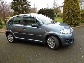 Citroen C3 VTR with MOT good condition ballyclare