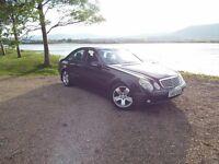 Mercedes 2.7 Eclass CDI classic