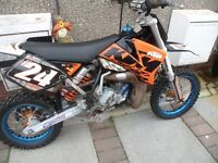 KTM 65 2008