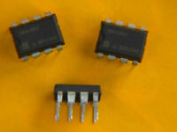 DG419DJ Precision CMOS analogue switches, 8 pin plastic DIL Removed from Sockets