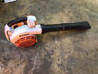 Stihl BG86 Leaf Blower 2 stroke Good Condition