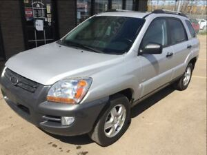 2007 Kia Sportage TOP OF THE LINE V6 4WD