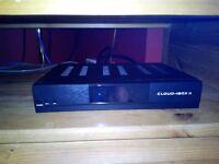 Cloud ibox II satellite receiver
