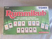 Brand new, unopened & sealed in original packaging, Rummikub board game