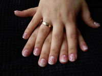 Extensions / Gel or Acrylic / IBD Just Gel Polish