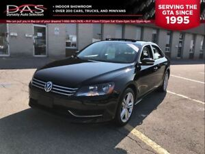 2013 Volkswagen Passat 2.5L COMFORTLINE/NAVIGATION/LEATHER/SUNRO