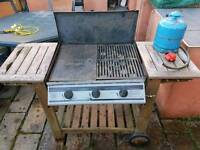 Gas BBQ (Beefmaster) - faulty