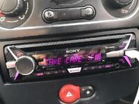 Sony stereo (cdv-g3100uv)