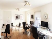 6 desk Creative Studio in the Heart of Clerkenwell for Rent