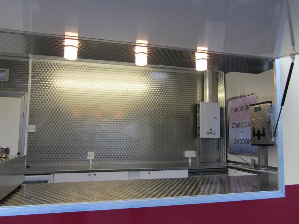 Catering Trailer Burger Snack Van Repairs Street Food Conversion Specialist