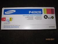 Genuine Samsung Laser Printer Cartridges