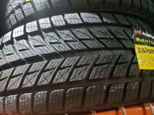 4 winter tires Sunny  215/45r17 New