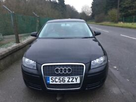 2007 Audi A3 Special Edition - Sat Nav, Full Service History Great Condition