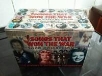 Songs that won the war 20 Cds