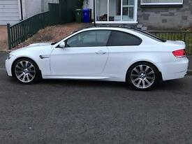 BMW M3 Coupe. 2008 57 plate. 4.0 litre V8 420bhp. Manual. FBMWSH
