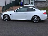 BMW M3 Coupe. 2008 57 plate. 4.0 litre 420bhp. Manual. FBMWSH