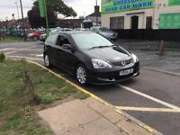 NOW SOLD honda civic Type S full mot low mileage , ideal cheap run around, bargain