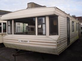 Willerby Granada FREE DELIVERY 35x12 2 bedrooms 2 bathrooms offsite static caravan choice of over 50