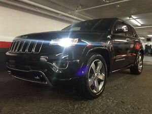 2016 Jeep Grand Cherokee Overland Location Seulement, Lease Only