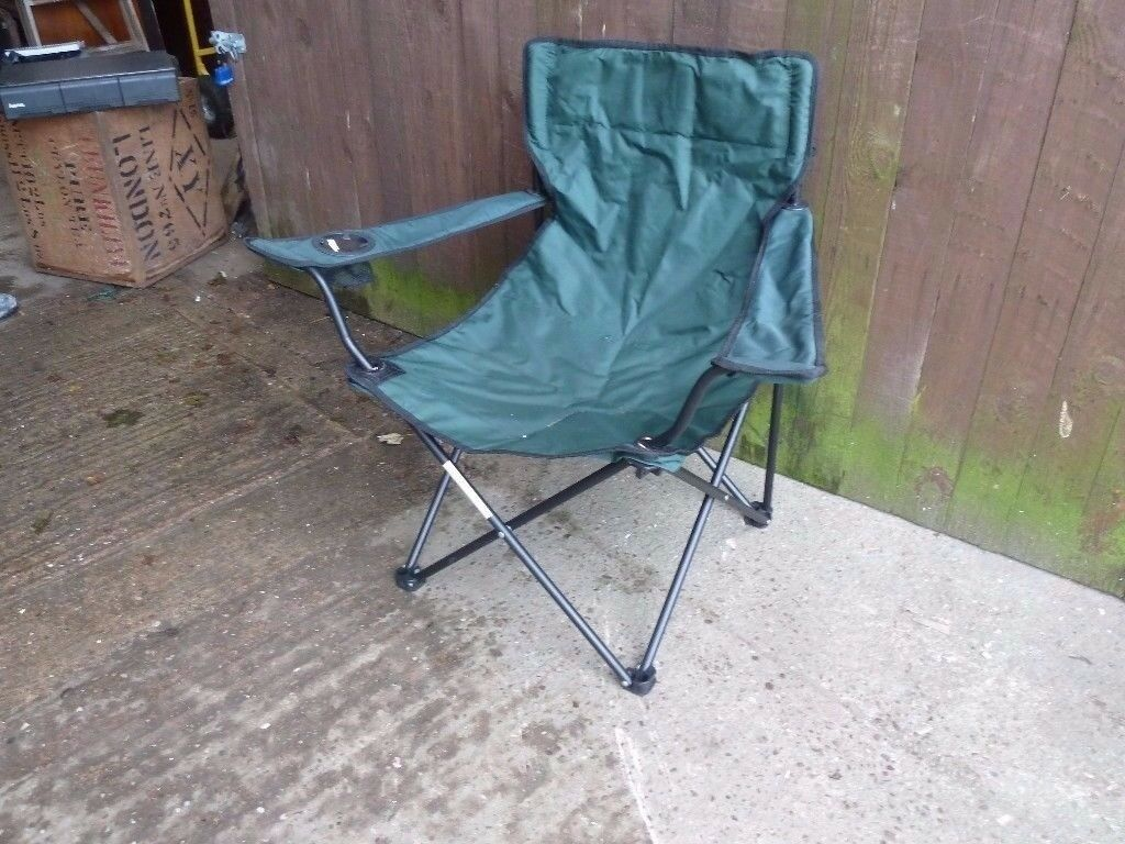 Quickseat Folding camping Chair Delivery available £7