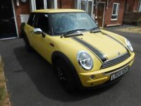 Mini 2004 AUTOMATIC 77.000 miles Great car for age