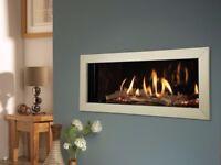 Verine Eden He Gas Fire Frameless 5.2Kw output