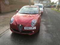 Alfa Romeo Mito 63 plate just had MOT