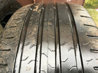 215 45 17 Continental Conti Eco Contact 5 - 2 tyres