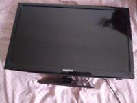 Small Samsung TV