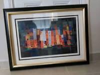 Ton Schulten framed print