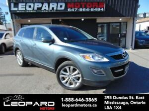 2011 Mazda CX-9 GT, 7Passengers, Camera, Leather, Sunroof*Certif