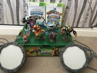 skylander giants and spyros adventure job lot