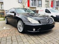 2006 (55) Mercedes -Benz CLS320 CDI AMG Edition 7G Automatic 4Dr Coupe.