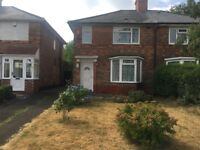 *B.C.H*-3 Bed Semi Detached Home-Jerrys Lane, ERDINGTON-Walking Distance toCourt Farm Primary School