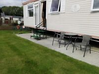 Two bedroom static caravan for sale - no time-wasters please!