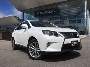 2015 Lexus RX 350 Touring Pkg AWD Navi Back Up Cam Bluetooth Sun