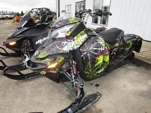 2015 Ski-Doo Renegade XRS with Quick adjust
