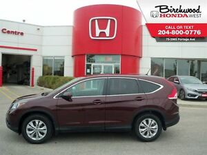 2014 Honda CR-V EX Tow Hitch & New Brakes
