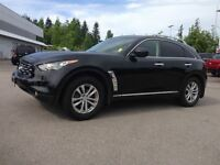 2011 Infiniti FX35 Power Rear Liftgate All-wheel Drive