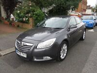 59 plate Vauxhall Insignia 2.0 cdti 99k miles Full Service History