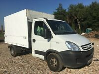 Iveco Daily Caged Tipper Truck