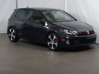 2010 Volkswagen GTI , Navigation , Cuir , Toit ouvrant