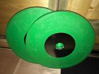 Olympic Weight Plates (60KG Total)