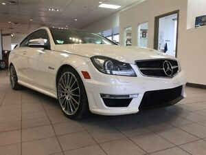 2013 Mercedes-Benz C-Class 63 AMG PERFORMANCE PACK COUP