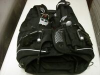 Scuba Diving Aeris Atmos LX BCD Jacket XL