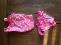 [VERY GOOD CONDITION] GIRLS MINI-KINI - AGED 1.5 TO 2 YEARS OLD